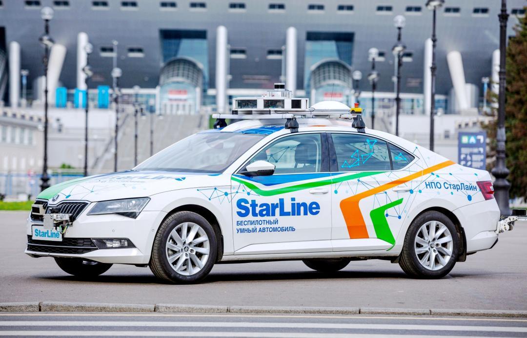 В Твери покажут отечественный беспилотный автомобиль