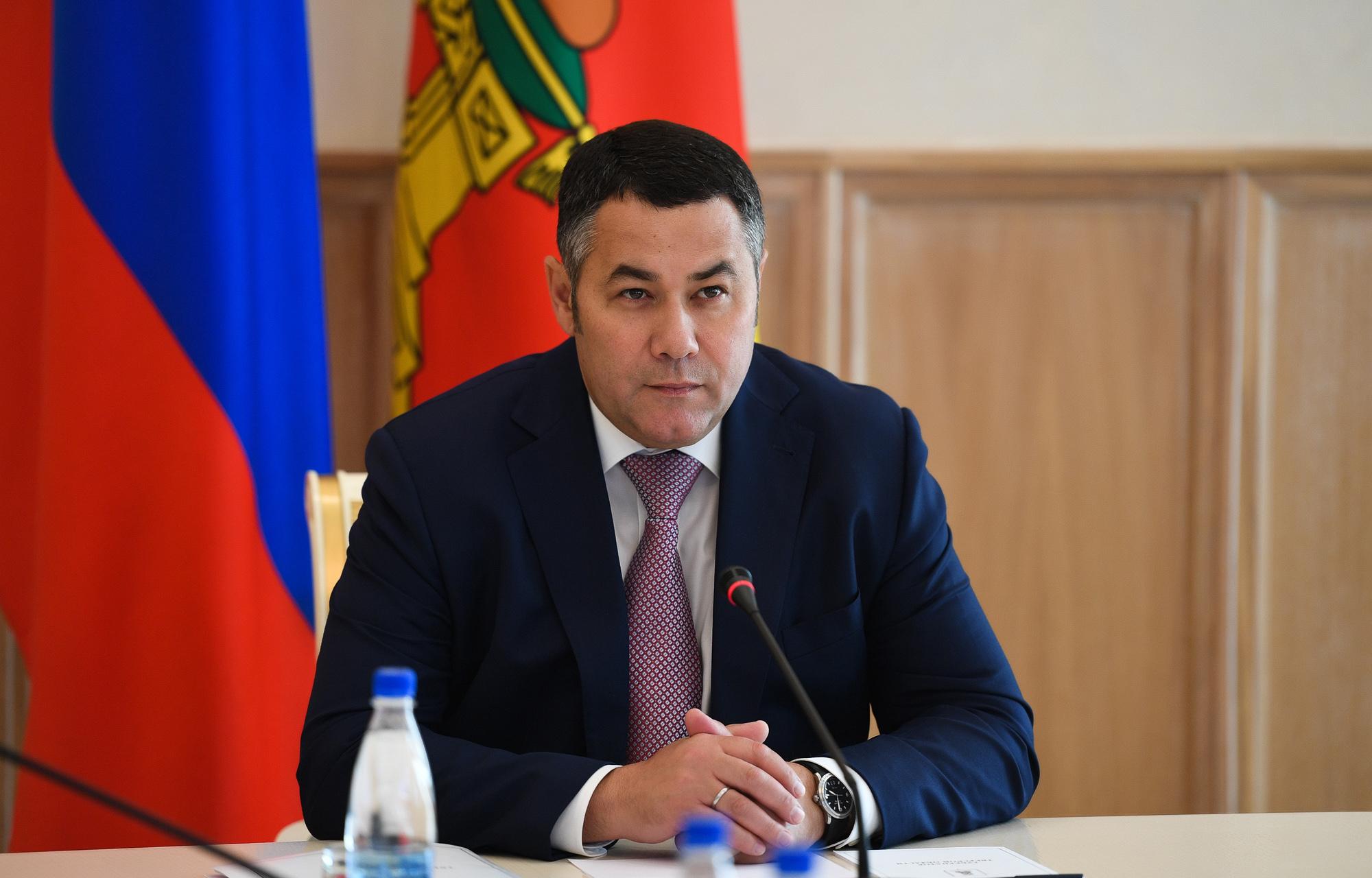 Более 80 крупных инвестпроектов реализуют в Тверской области