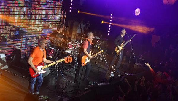 На концерте «Чайфа» в Твери отметили 20-летие альбома «Шекогали» и победу России над Турцией в футбольном матче