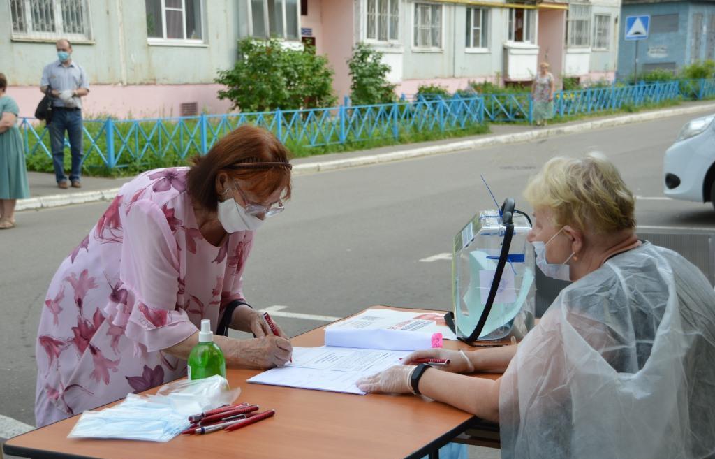«За» поправки проголосовали 76 процентов россиян — ВЦИОМ - новости Афанасий