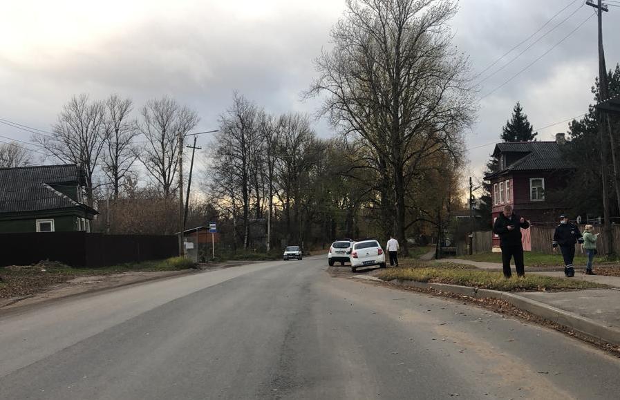 Нарушивший правила пешеход пострадал в Тверской области - новости Афанасий