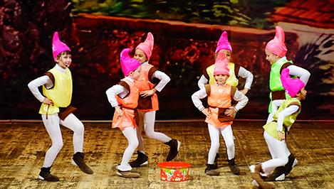 Детский музыкальный театр «Амадей» ДТДМ празднует 10-летний юбилей / фоторепортаж