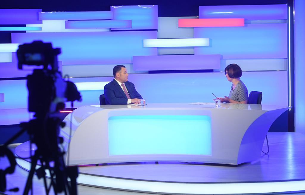 Игорь Руденя: нам важно сохранить здоровье наших граждан и работу экономики - новости Афанасий