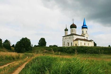 В храме XVI века пройдет концерт народной академической капеллы