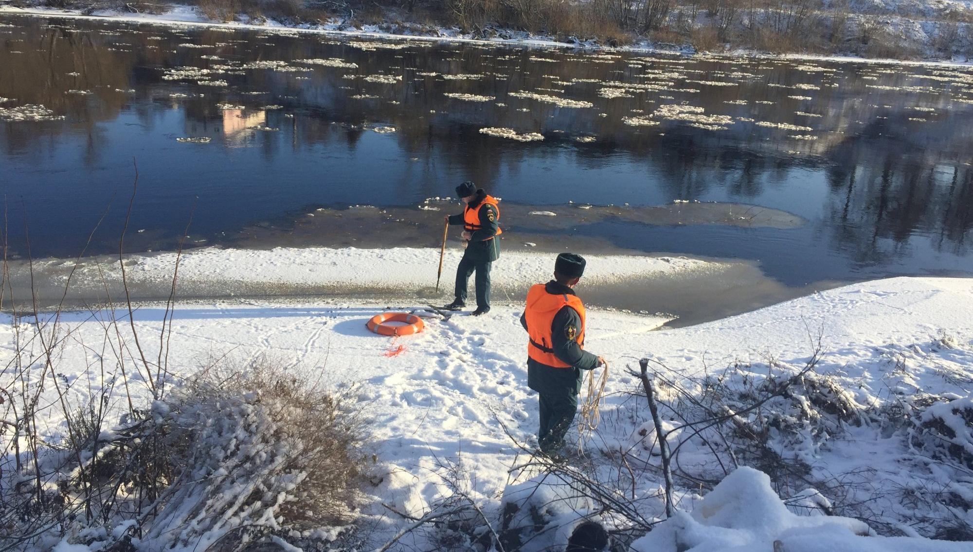 В Тверской области в озере утонул мужчина