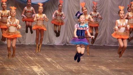 Тверские «Романтики» стали призерами российского конкурса-фестиваля «Барсик»