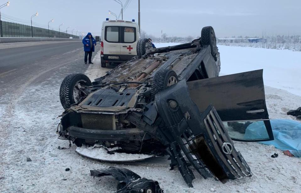 В ДТП с фурой на трассе под Тверью погиб водитель легковушки - новости Афанасий