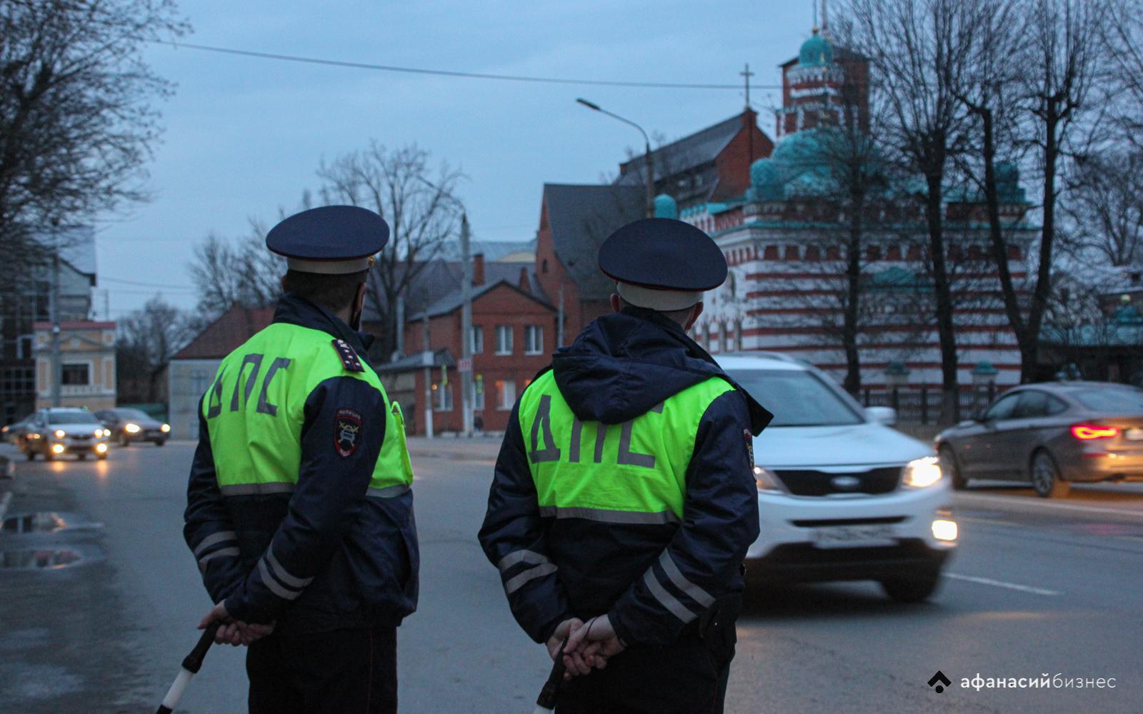 Пьяных водителей будут ловить на дорогах Тверской области все выходные дни - новости Афанасий