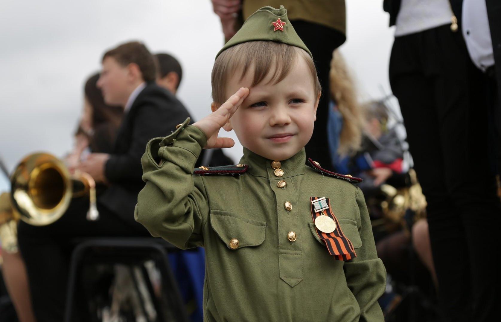 В Тверской области на 9 Мая пройдет малышковый парад - новости Афанасий