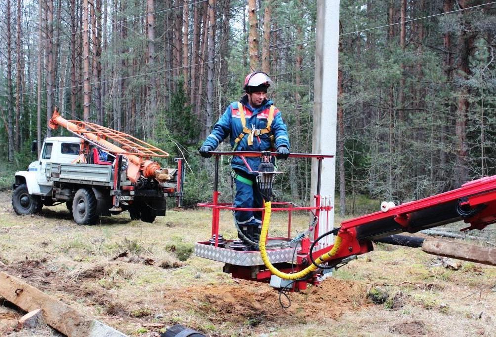 В Тверской области полностью восстановлено электроснабжение потребителей основной сети - новости Афанасий