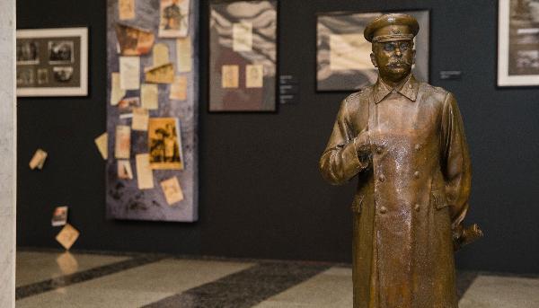 В Тверской области выставят неизвестную скульптуру Сталина
