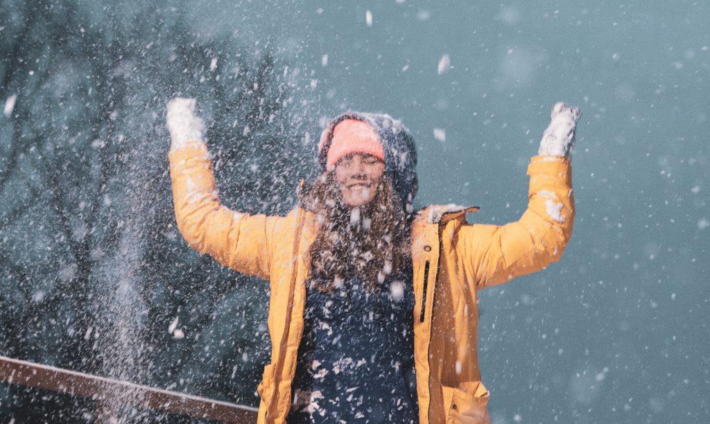 Снег, метель и усиление ветра прогнозируют в Тверской области