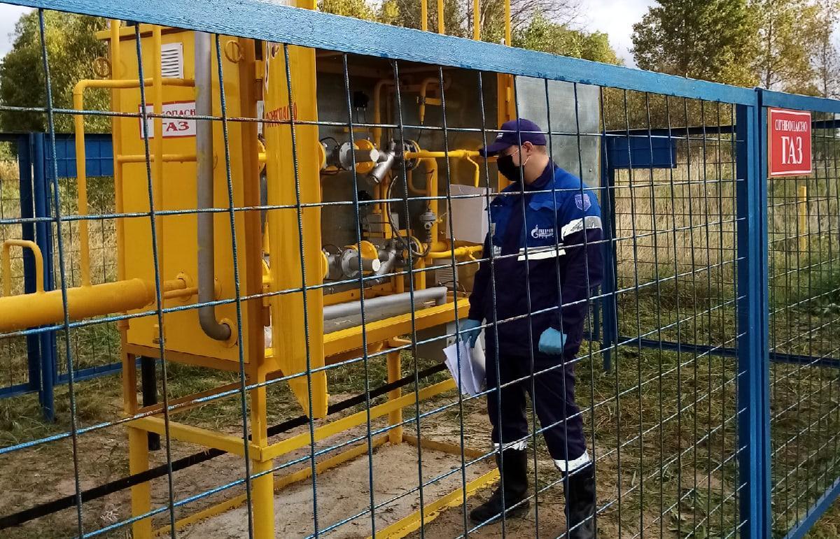 Компания «Газпром газораспределение Тверь» построила газопровод к пяти населенным пунктам Торжокского района - новости Афанасий