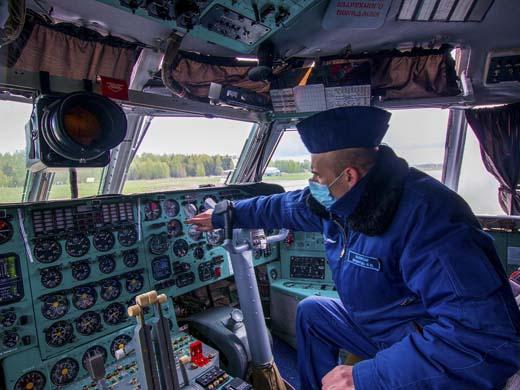 В Твери проверили готовность самолетов в Мигалово к летней эксплуатации - новости Афанасий