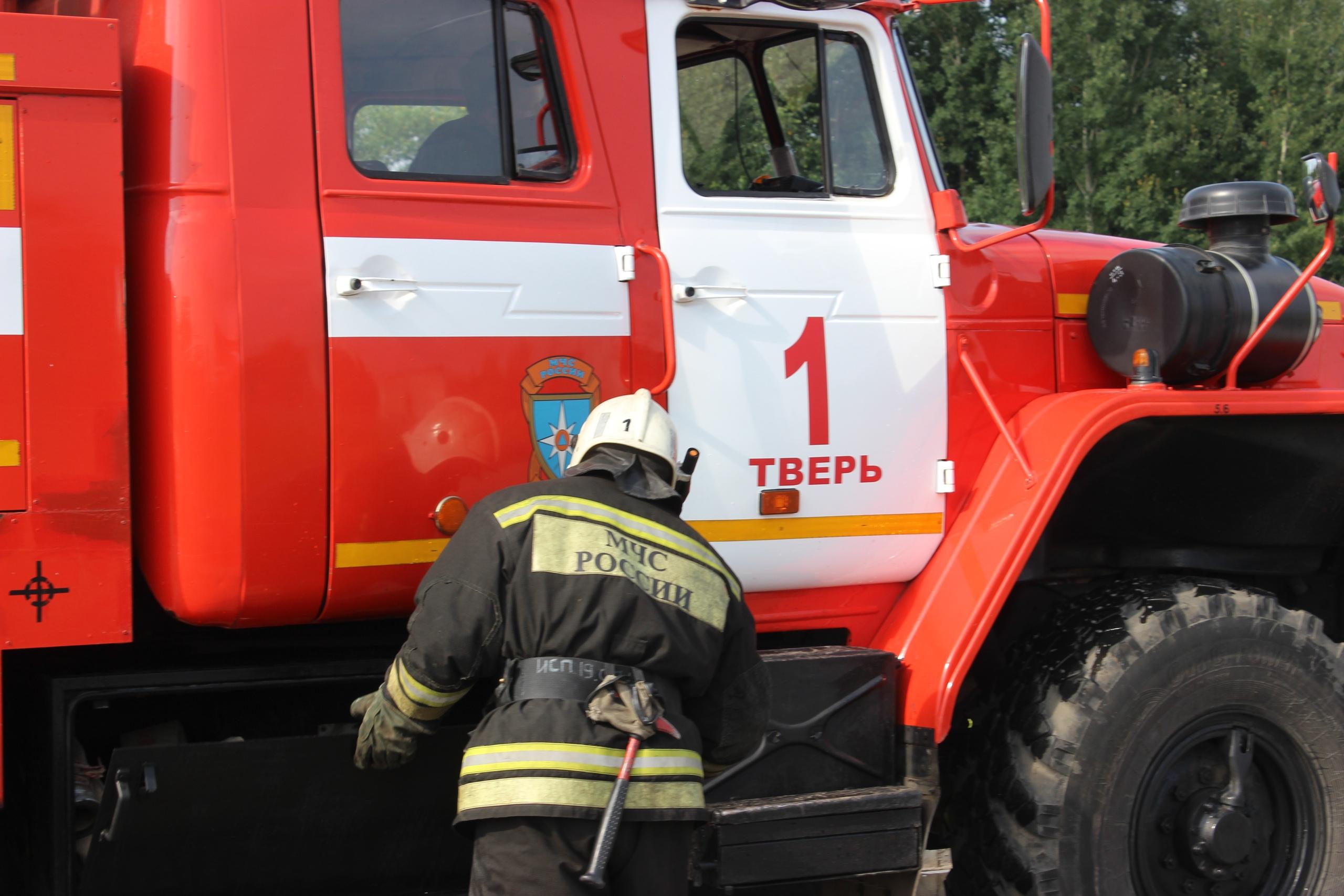 В Твери из горящей бани пожарные эвакуировали женщину - новости Афанасий