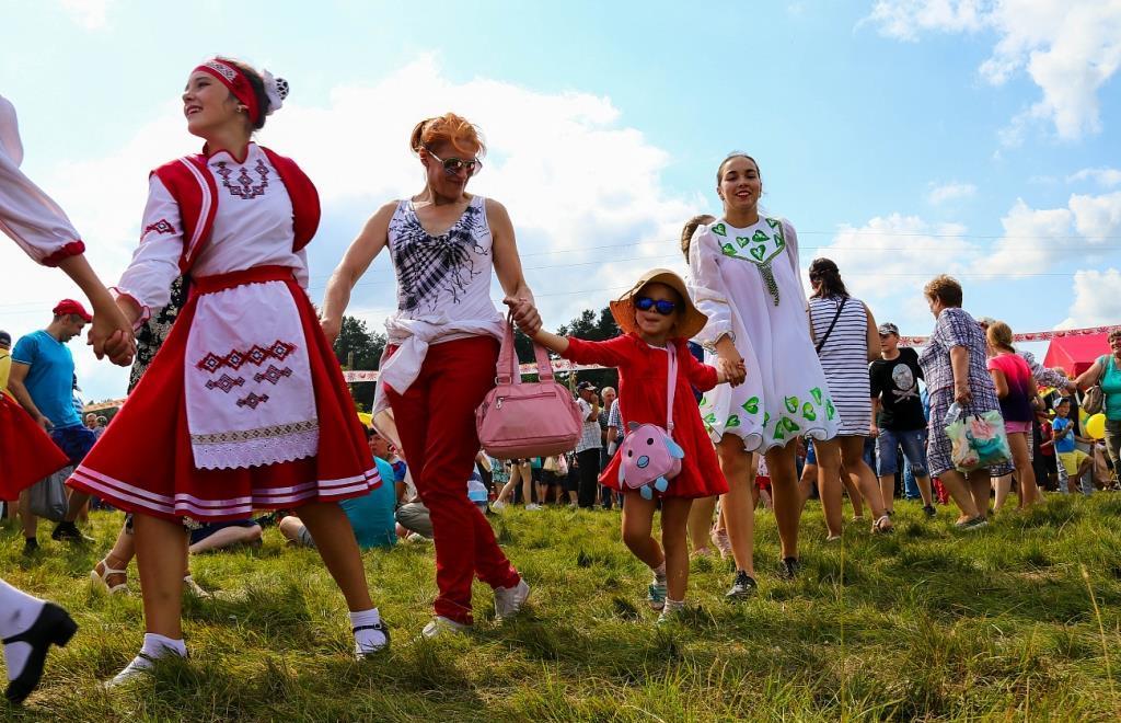 В Тверской области благоустраивают спортплощадку и этноцентр - новости Афанасий