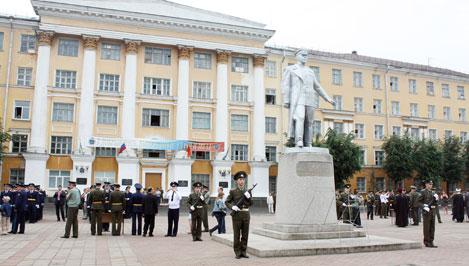 Тверскую академию ВКО не закроют, она станет филиалом петербургской академии имени Можайского - источник