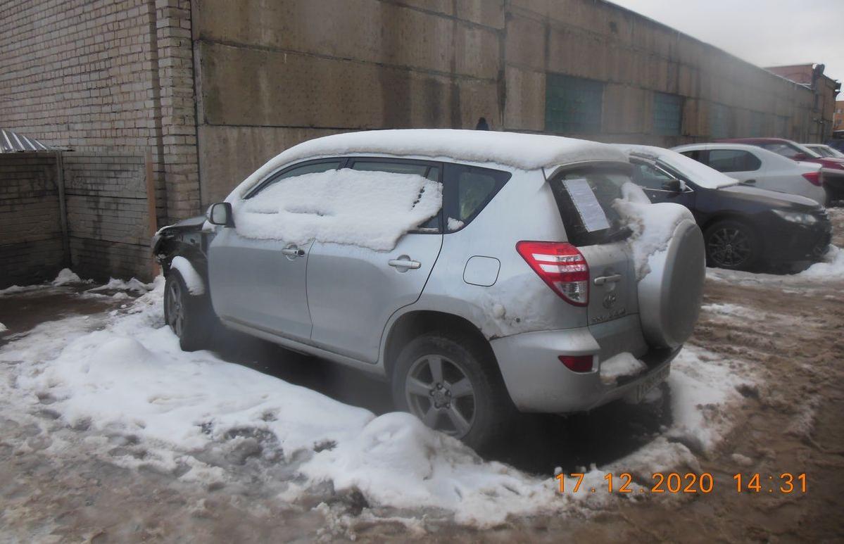 Власти Твери требуют убрать с улиц города брошенный «автохлам» - новости Афанасий