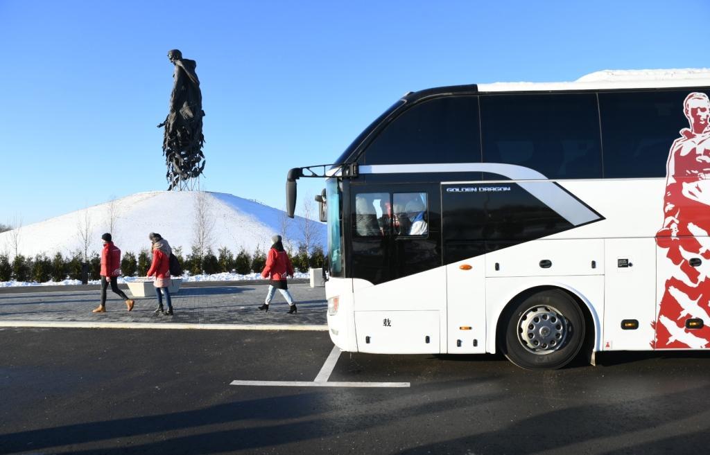 К Ржевскому мемориалу Советскому солдату начал ходить автобус из Твери - новости Афанасий