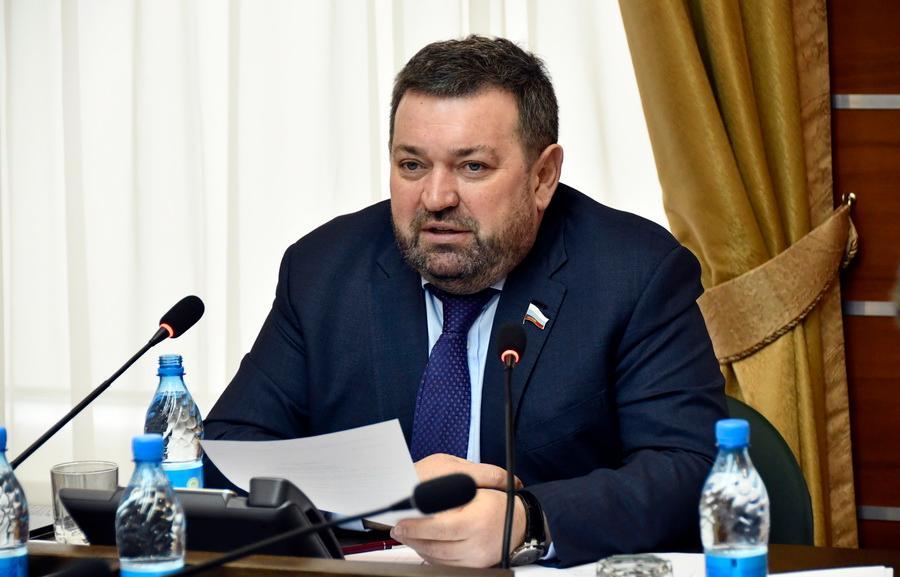 Александр Клиновский провёл заседание рабочей группы