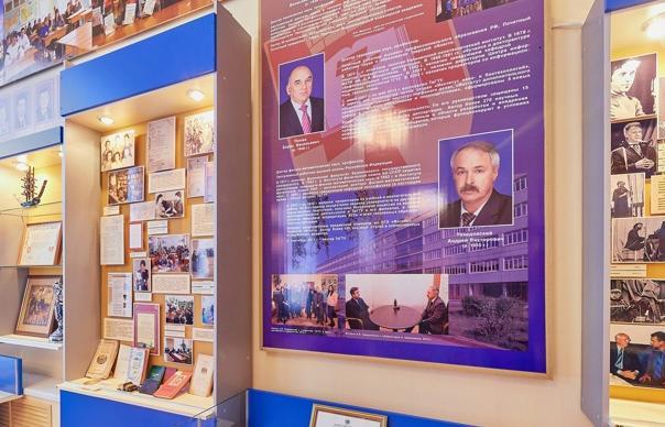 Для первокурсников ТвГТУ провели экскурсии по музею истории вуза - новости Афанасий