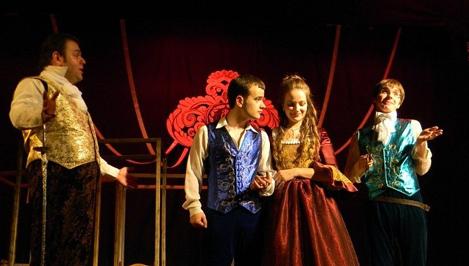Студия «Зеркало» вошла в Ассоциацию студенческих театров России