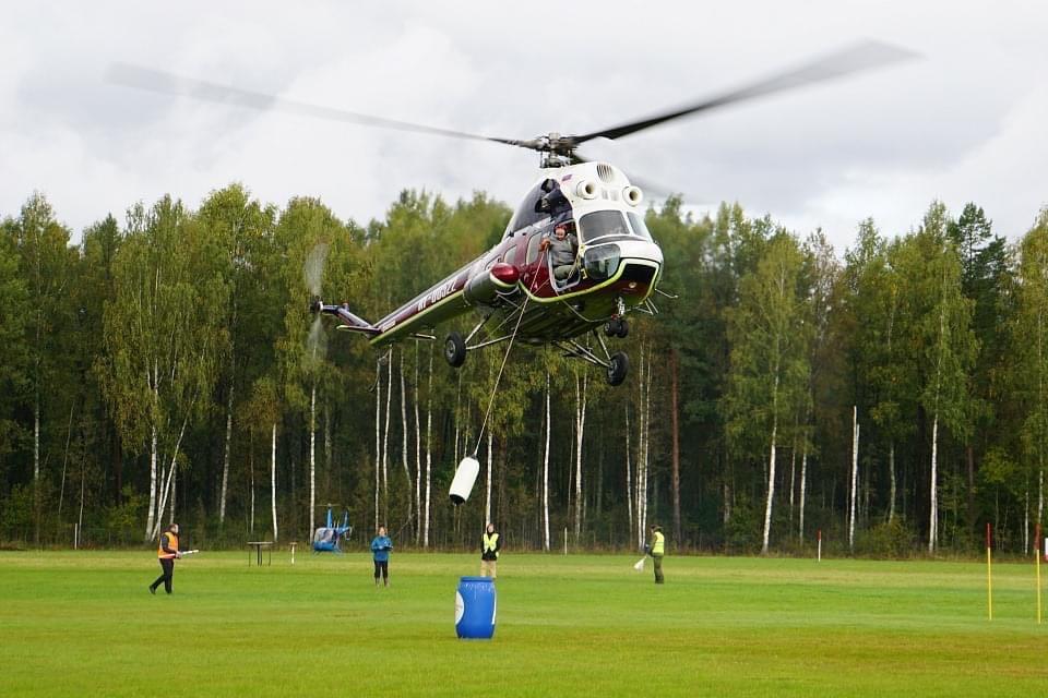 В Тверской области состоялся Чемпионат России по вертолетному спорту - новости Афанасий