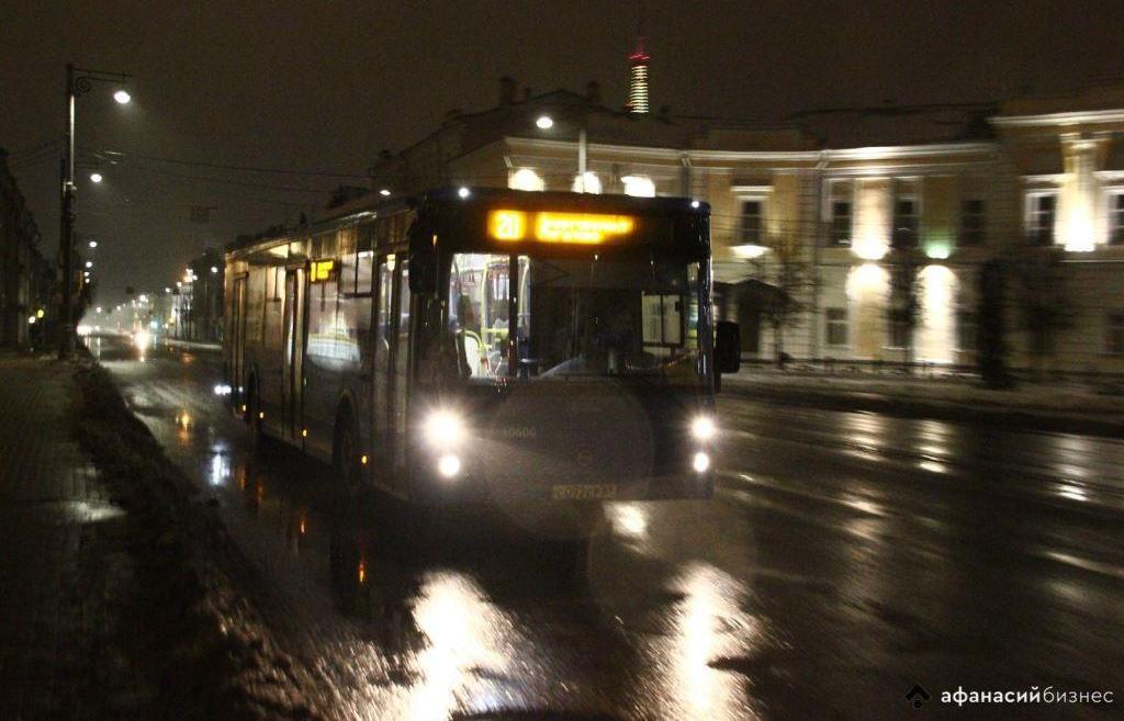 В Тверской области в 2021 году межмуниципальные маршруты начнут переводить на регулируемый тариф - новости Афанасий
