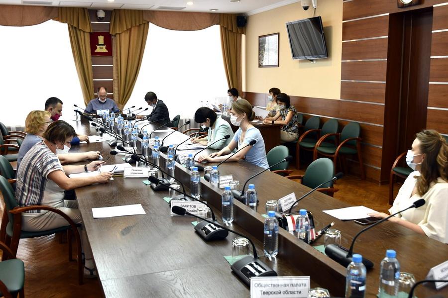Социальный комитет ЗС рассмотрел ход реализации закона о молодежной политике