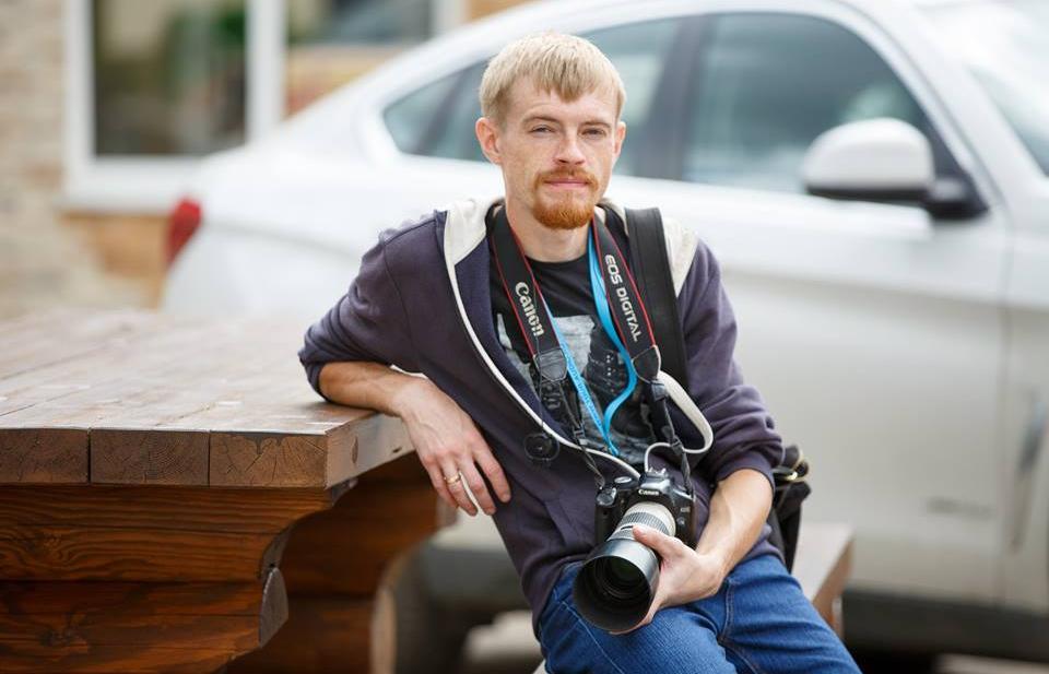 В Торжке пройдет выставка фотографий Антона Новикова - новости Афанасий