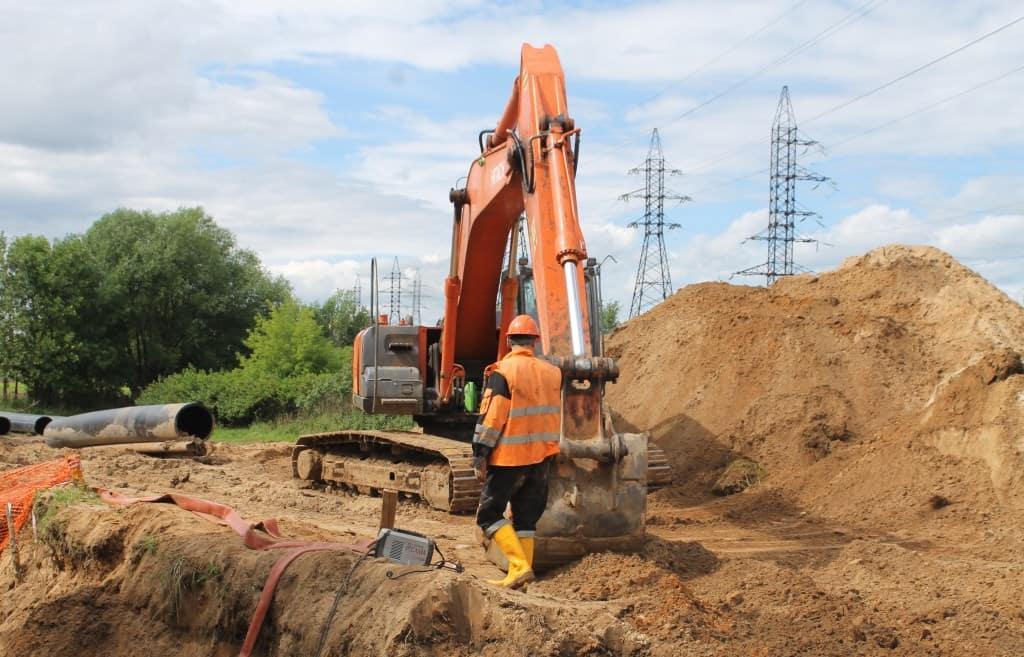 В Твери завершили укладку 1/4 части водовода от Тверецкого водозабора до дюкера Восточного моста - новости Афанасий