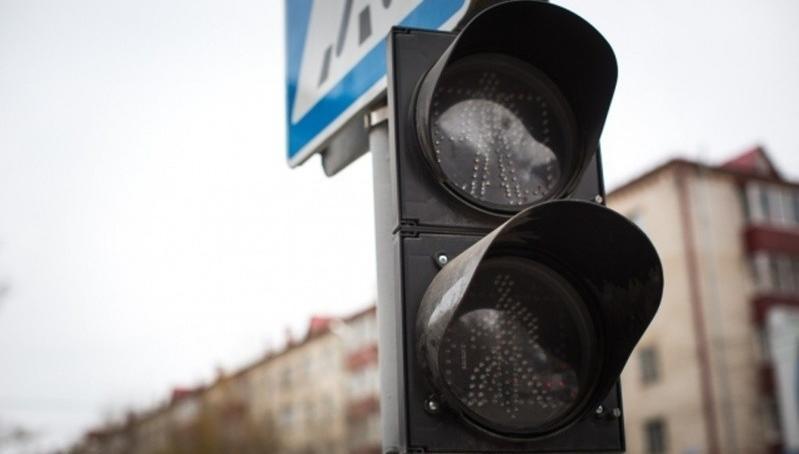 На одном из перекрестков Твери не работает светофор
