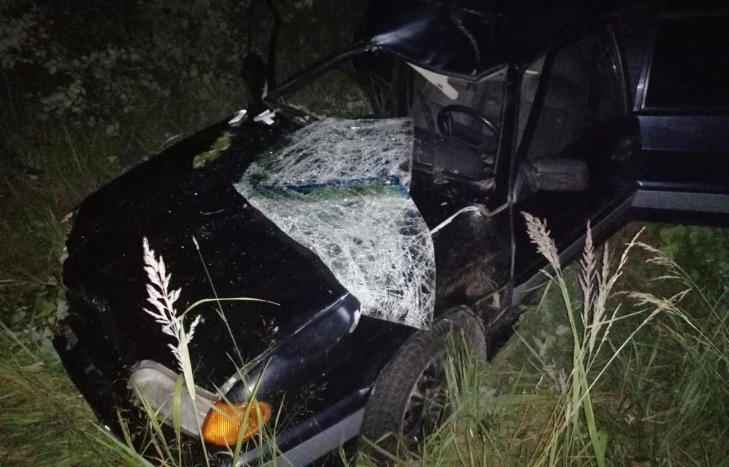 Невнимательность 18-летнего водителя стала причиной аварии под Тверью - новости Афанасий