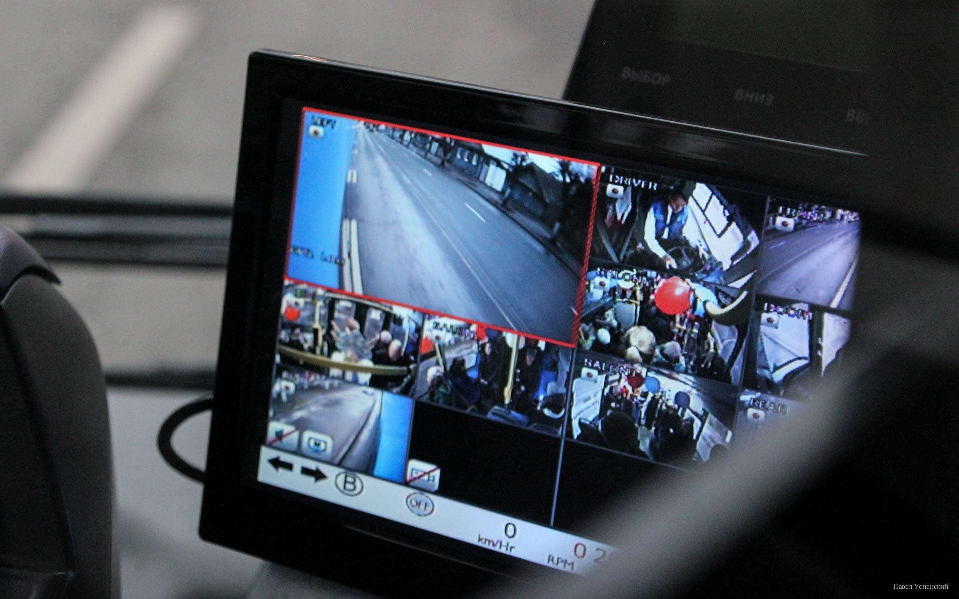 Полиция Твери задержала неадекватных пассажиров автобуса