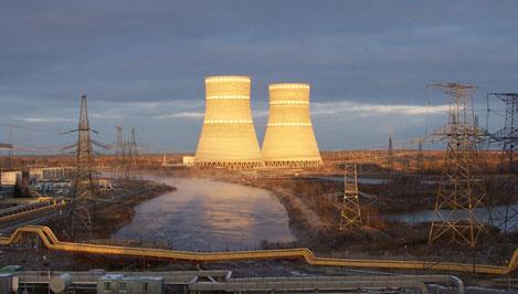 На Калининской АЭС планируется увеличить мощность энергоблока №1 на 104%