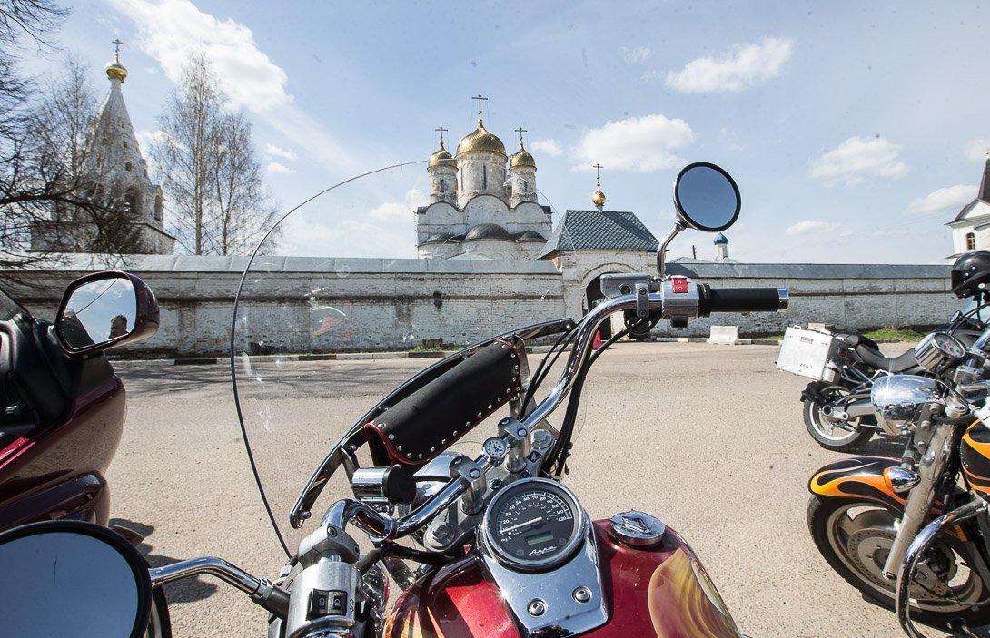 Православные байкеры из Петербурга устроят встречу в Твери - новости Афанасий