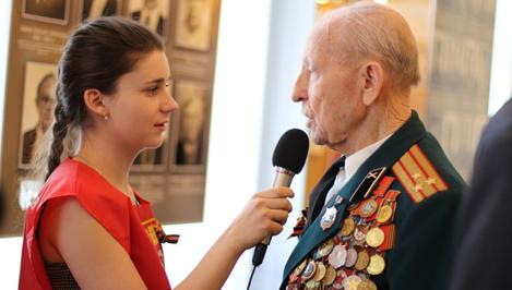 Накануне Дня Победы в ТвГТУ открылся музей