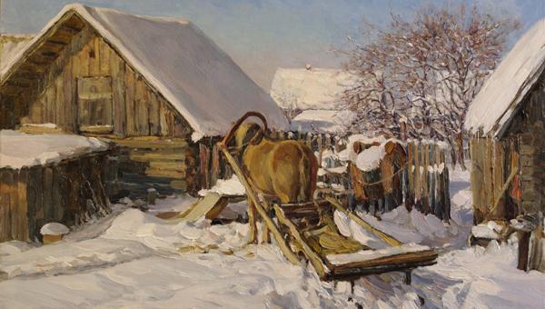 В Твери пройдет выставка живописи вышневолоцких художников-реалистов