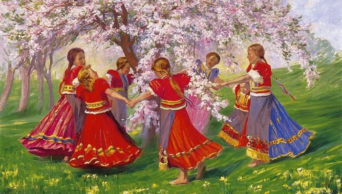 В Бежецке и в Твери обсудят «Тверское фольклорное поле»