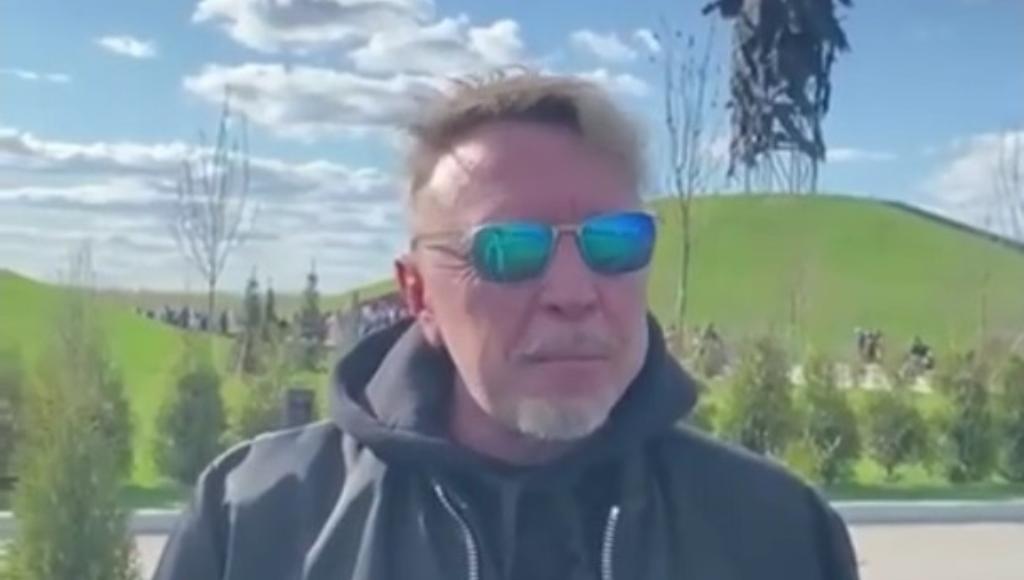 Гарик Сукачев рассказал о своей поездке к Ржевскому мемориалу в День Победы - новости Афанасий