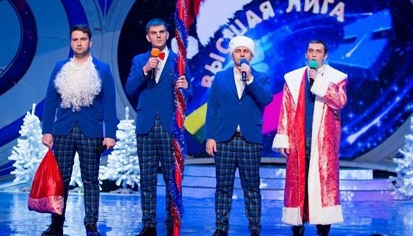 Финал КВН с участием тверских «Плюшек» покажут уже в новом году