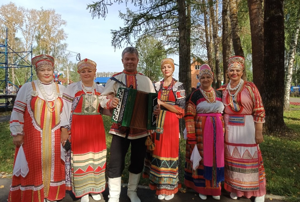 Культурная жизнь в Кимрском районе бьет ключом, даже в наши непростые времена