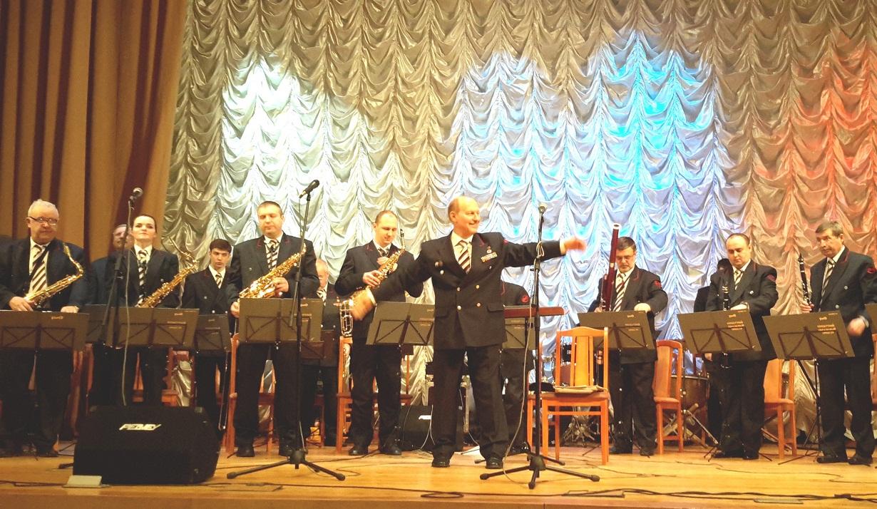 Оркестр РЖД устроит на вокзале Твери концерт в день освобождения города