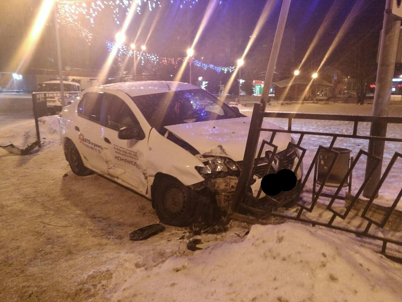 Пьяная женщина устроила ДТП в Конаково