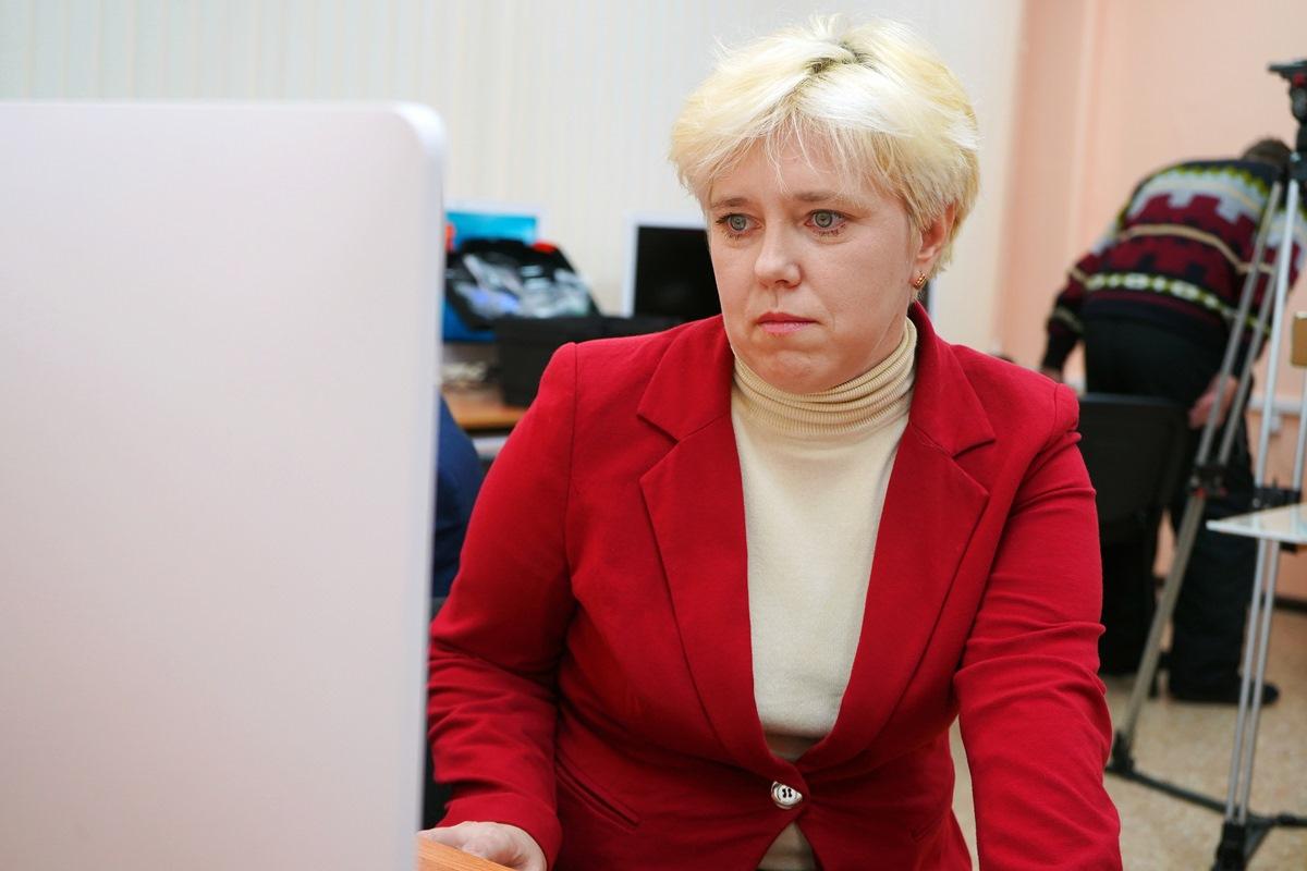Елена Болдина, центр Виста в Твери