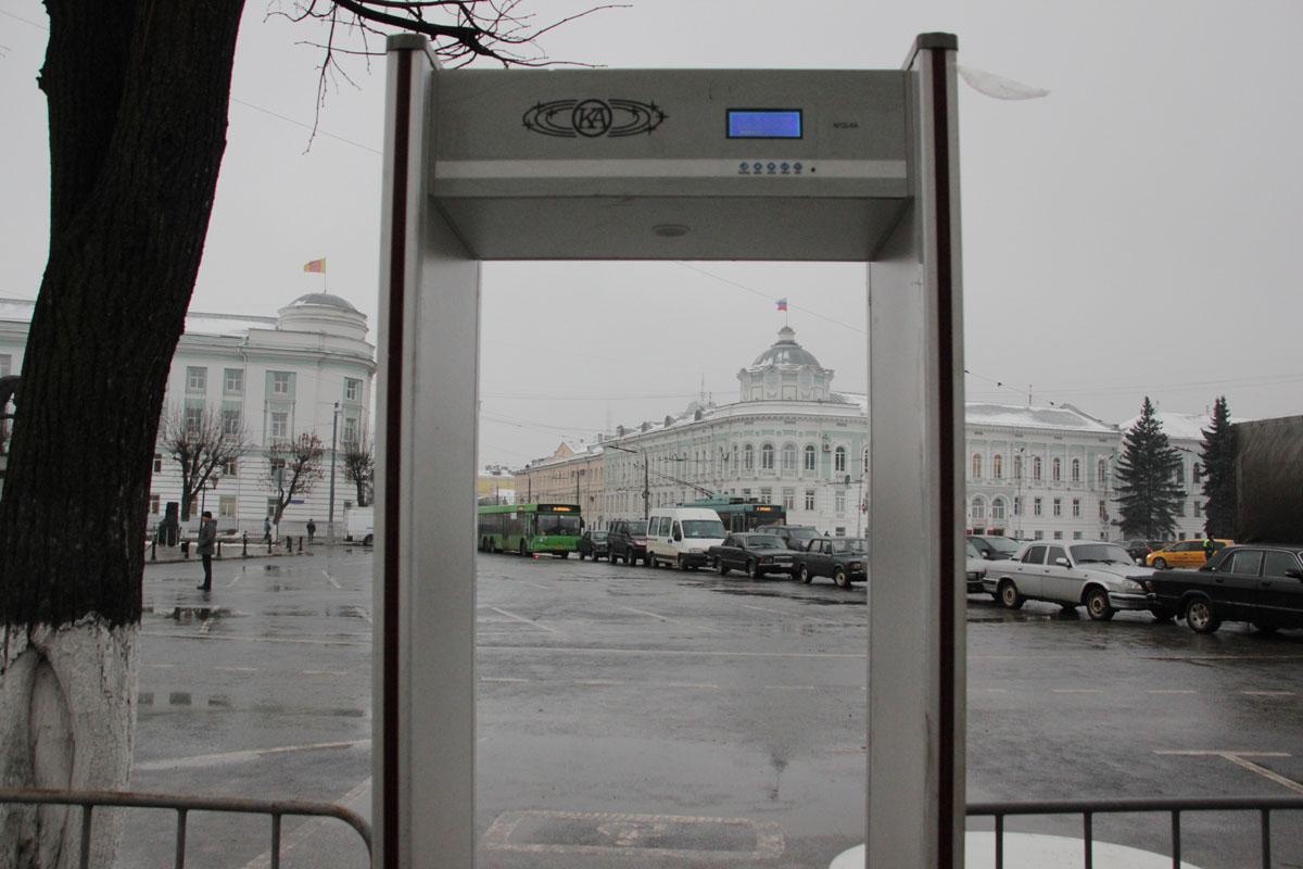 Площадь Михаила Тверского