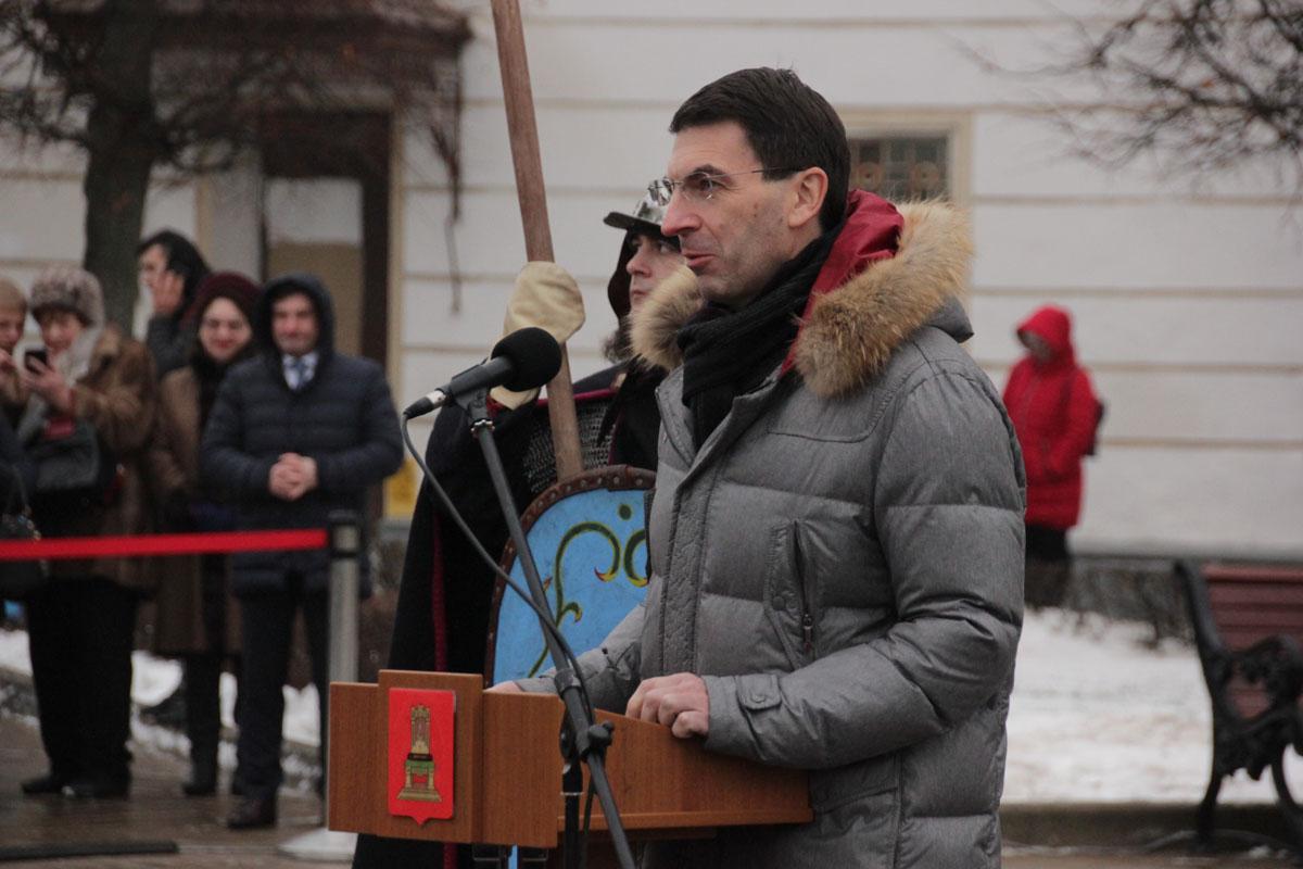 Полпред президента в ЦФО Игорь Щеголев