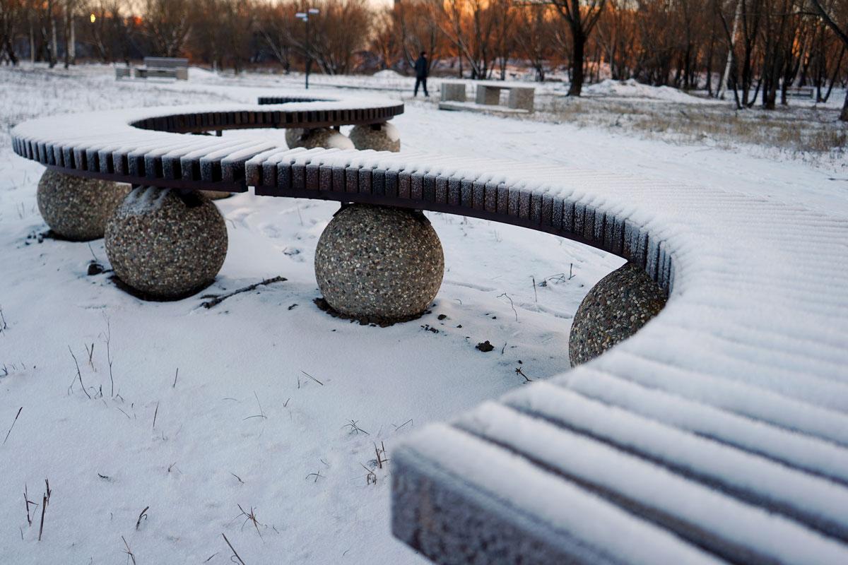 парк Тьмака