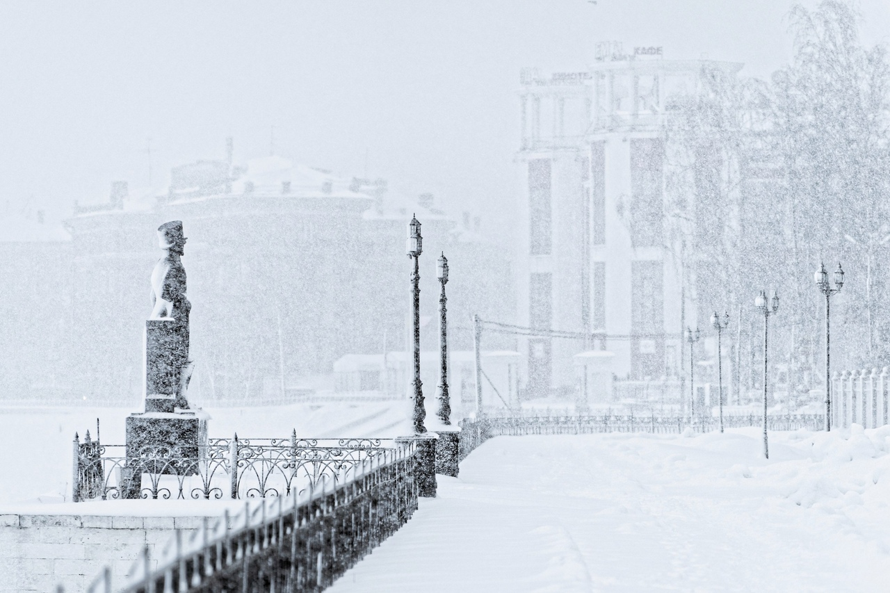 Зимняя сказка, Тверь