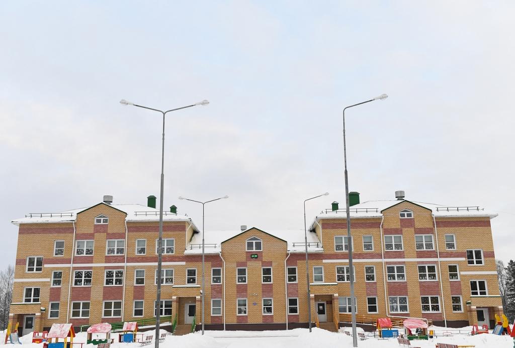 Детский сад в Хотилово